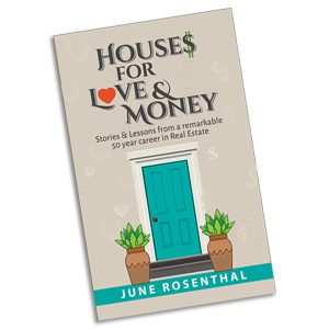 """book cover of """"Houses for Love and Money"""""""